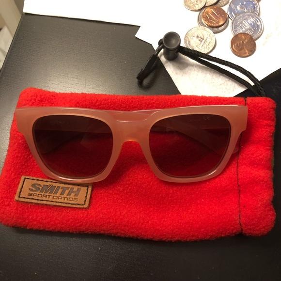 1a69db5d6e Smith Comstock Sunglasses in blush pink. M 5c033ebb45c8b30a90701281
